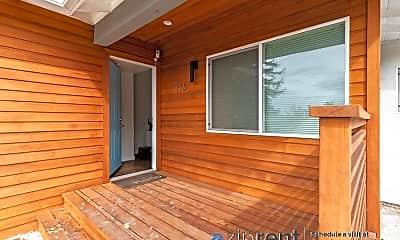 Patio / Deck, 7716 Crest Avenue, 1