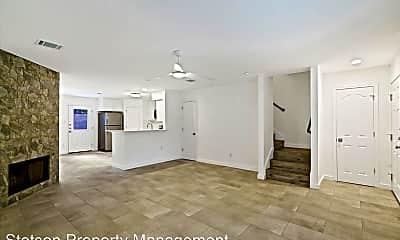 Living Room, 600 Franklin Blvd, 1