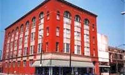 Merrell Building Lofts, 2