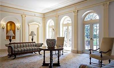 Living Room, 925 Delaware Ave 9A, 1
