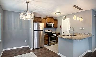 Kitchen, 3300 S College Ave E3, 1