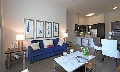 Living Room, Motif, 0