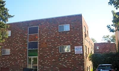Building, The Osborne Apartments, 2