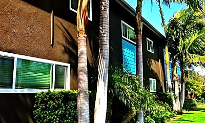 Building, Capri Apartments at Isla Vista, 0
