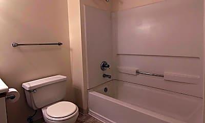 Bathroom, Bradford Place Apartments, 2