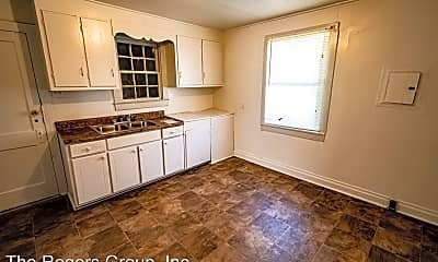 Kitchen, 514 Hilliard St, 1