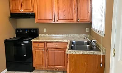 Kitchen, 106 Willoughby Pl, 1
