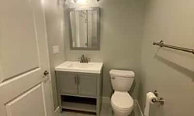 Bathroom, 1347 W 47th St, 2