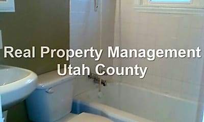 Bathroom, 965 850 W, 1