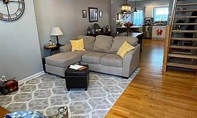 Living Room, 864 N Judson St, 1