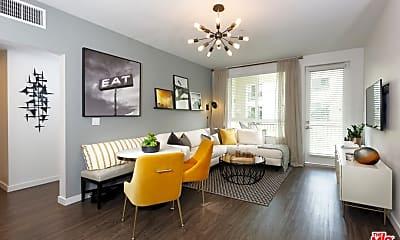 Living Room, 228 W Pomona Ave 310, 1