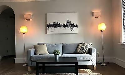 Living Room, 1000 Van Dyke St, 0