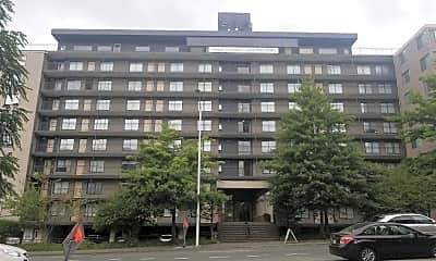 College Place & Clifton Apartments, 0