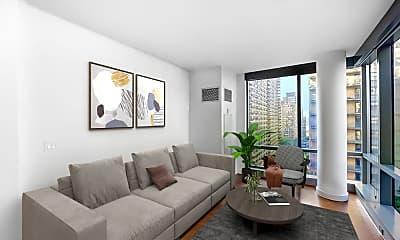 Living Room, 200 West 67th Street #7H, 0