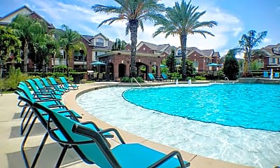 Pool, The Villas At Rollingbrook, 1