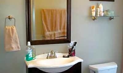 Bathroom, 832 S Claremont Ave, 1