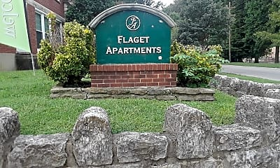 Flaget Apartments, 1