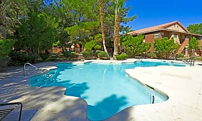 Pool, Liberty Village, 2