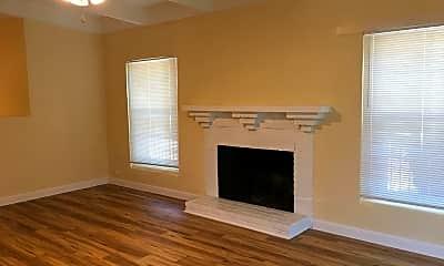 Living Room, 4900 Parker Ave, 1