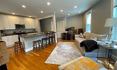 Living Room, 270 Cypress St, 1
