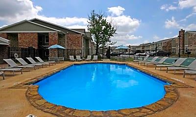Pool, The Venue Apartments, 2