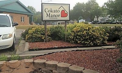 Cokato Manor, 1