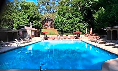Pool, 3097 Colonial Way C, 2