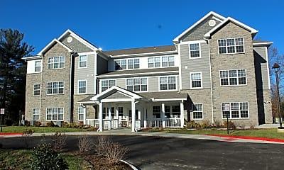 Building, Newberry Apartments, 1