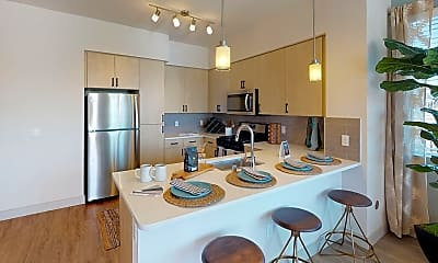 Kitchen, The Braydon Apartments, 0