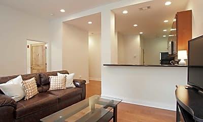 Living Room, 703 Carondelet, 1