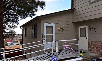 Patio / Deck, 6197 Webster St, 0