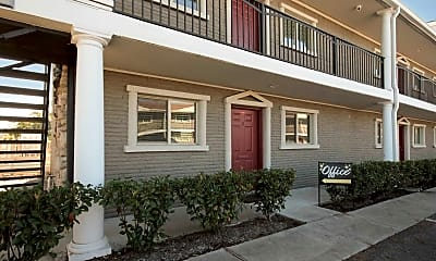 Leasing Office, Appian Way Apartments, 2