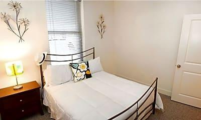 Bedroom, Dill Building, 2