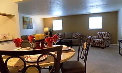 Living Room, 8898 Royal Manor Dr, 1
