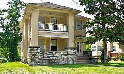 Building, 5446 Harrison St, 1