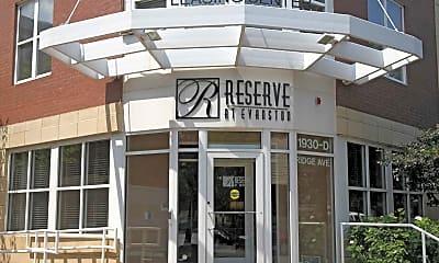 Community Signage, The Reserve at Evanston, 2