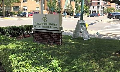 Baldwin House, 1