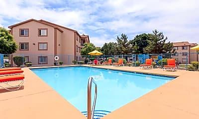 Pool, Cheyenne Pointe, 1
