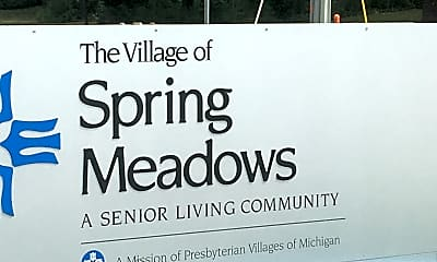 The Village Of Spring Meadows, 2