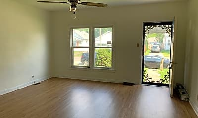 Living Room, 3312 Bank St, 1