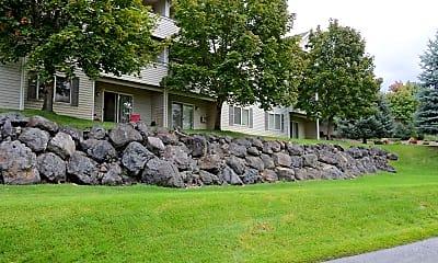 Building, Canyon Greens Apartments, 0