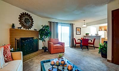 Living Room, Del Rio, 1