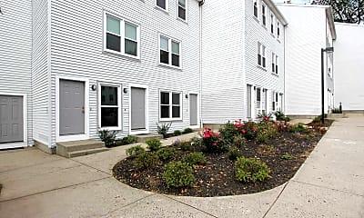 Building, Oak Knoll Apartments, 1