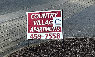 Country Village Apartments, 1