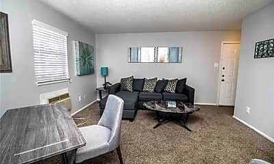 Living Room, 3215 35th St 4A, 0