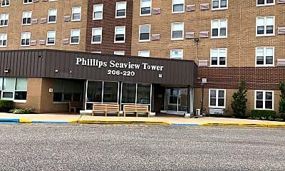 Phillips Seaview Tower, 1