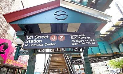 Community Signage, 127-08 89th Ave 1ST, 2
