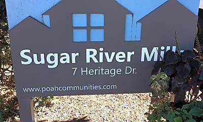 Sugar River Mills, 1