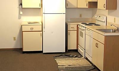 Kitchen, 833-1/2 Massachusetts St, 1