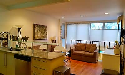 Living Room, 228 16th St 1, 0